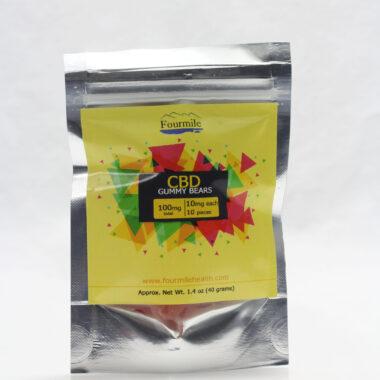fourmile gummy 100mg bag01 A scaled