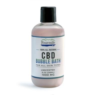 CBD Bubble Bath